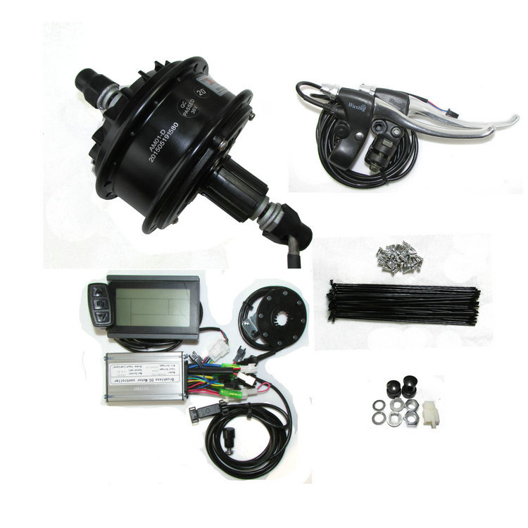 36V 250W and LCD3 high-speed gear rear motor,YOUE motor ,Electric bike kit ,electric bike motor kit(China (Mainland))