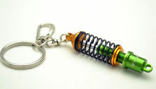 2015 Car Turbo Tein JDM Damper Coilover Key Chain Keychain Rings Auto Accessories Suspension Tuning Keyholder Decal Keyrings(China (Mainland))