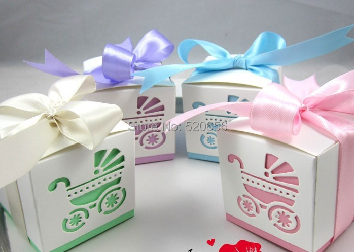 Baby Shower Favors To Buy ~ Aliexpress buy new pink blue baby carriage
