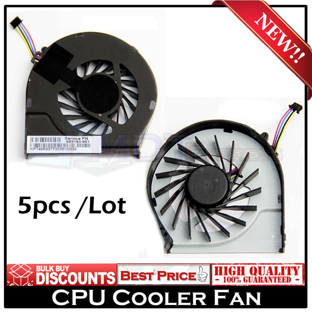 New! Original laptop cooling cpu fan for HP Pavilion G4-2000 G7 g7-2000 G6 G6-2000 G7-2240US P/N 683193-001 055417R1S FAR3300EPA(China (Mainland))