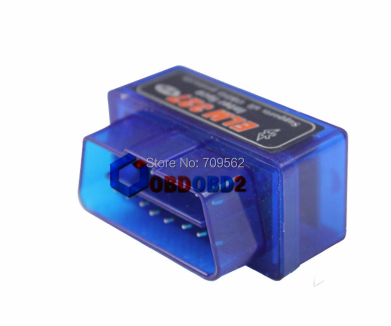 Latest Version V2 1 Super MINI ELM327 Bluetooth OBD OBD2 Wireless ELM 327 Multi Language 12Kinds