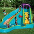 Hot sale inflatable pool slides