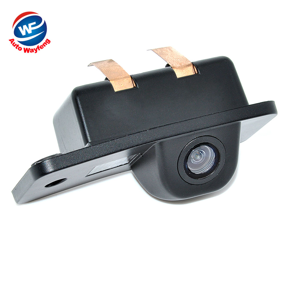 Car Vehicle Rearview Camera For Audi A3 A4 A6 A8 Q5 Q7 A6L Backup Review Parking Reversing Cam Rear View Waterproof Night Vision(China (Mainland))