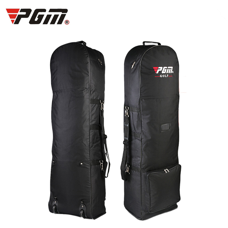 2016 New High quality Original PGM Golf Bag Air Golf Bag with Pulley Single-layer Consignment Golf Bags Aviation Bag With pulley(China (Mainland))