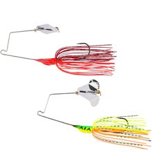 Buy 2017 SW Thumper 7g Spinner Buzzi Bait bait fishing lure spoon Fresh Water Shallow Water Bass Minnow spinnerbait lures for $2.65 in AliExpress store