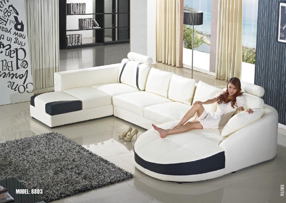 Compra small leather sofas for small rooms online al por mayor de ...