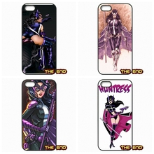 Sony Xperia X XA M2 M4 M5 C3 C4 C5 T2 T3 E4 E5 Z Z1 Z2 Z3 Z5 Compact Helena Bertinelli Huntress Cell Phone Case Cover - The End Cases Store store