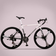 Off-road Mountain Bike Highway Vehicles 21/27 Speed 26 Inch Gear Race Road Bike Fashion Cool Design Bicycle for Men YZS036