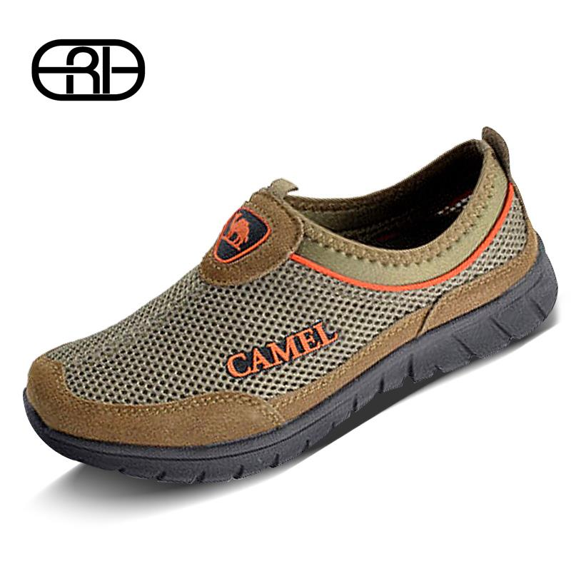 2015 Men Shoes Summer Sapatos Tenis Masculino Casual Outdoor Sport Fahsion Amphibious Shoes Brand Breathable for Mens Shoes(China (Mainland))