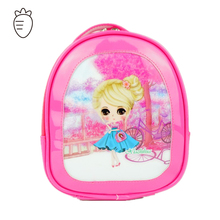 girls backpacks kid bags children bags for girls small cute crossbody bag school shoulder PU Cartoon pattern bags birthday gifts(China (Mainland))