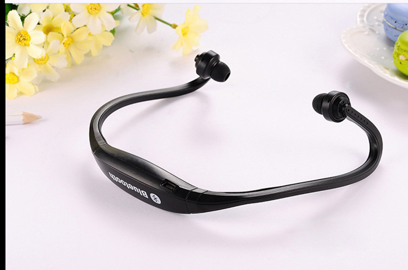 Original S9 Sport Bluetooth 4.0 Earphone Wireless Headphones Headset For iPhone 6 5 4 Galaxy S5 S4 iOS/Android With Microphone