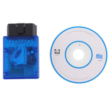 Hot Car WiFi USB OBD 2 OBD II Auto Vehicle Diagnostic Code Reader Scanner Tool Blue For iPhone PC iPad Portable(China (Mainland))