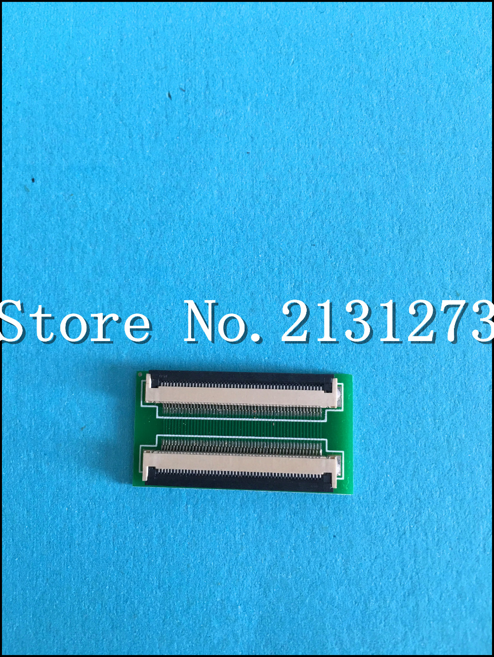 24 Pin to 24 Pin 0.5mm FFC Cable Extension Connector Adapter 5pcs/lot(China (Mainland))