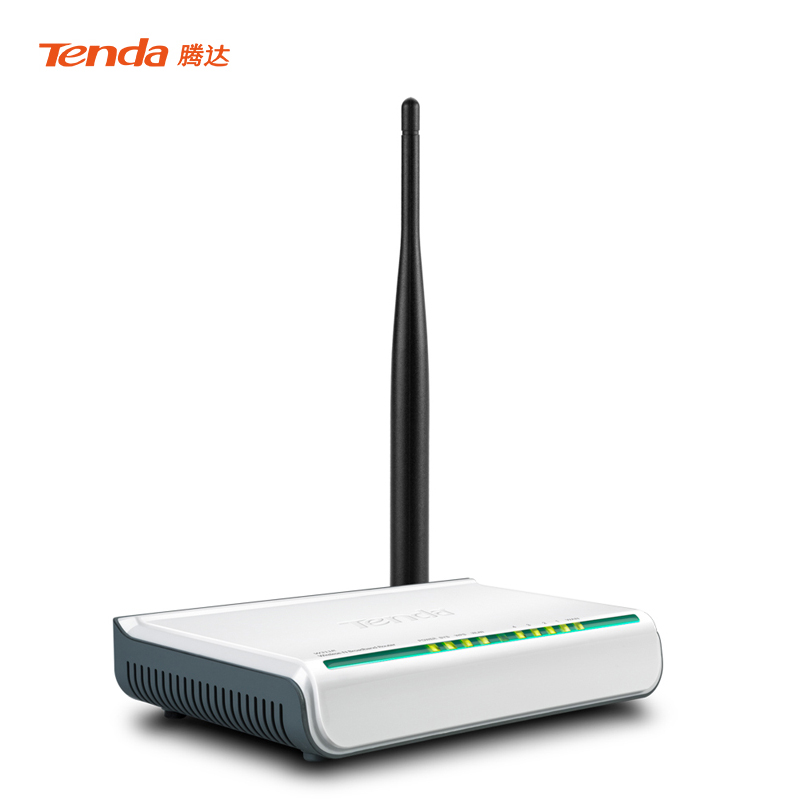 Russian Firmware 150Mbps WIFI Router 802.11n Wi-Fi Roteador with Original EU Power Adapter Tenda W311R(China (Mainland))