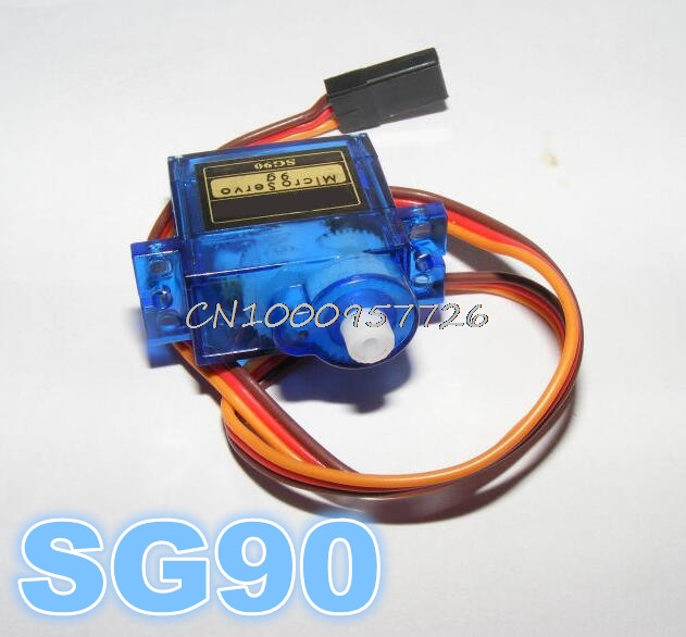 Rc Mini Micro 9g Servo SG90 for RC 250 450 Helicopter Airplane Car Boat 50%(China (Mainland))