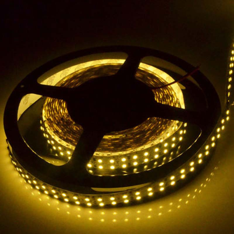 non-waterproof SMD 3528 1200LEDs 5M Flexible LED Strip light 240led/m indoor LED Lighting warm white / white(China (Mainland))