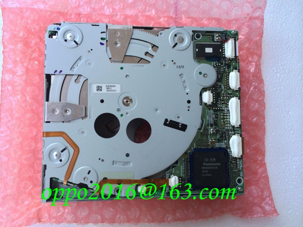 100% new Alpine 6 disc CD/DVD changer mechanism DZ63G050 DZ63G05A exactly PCB for AcraMDX ZDX TL TLX car radio Navigation GPS(China (Mainland))
