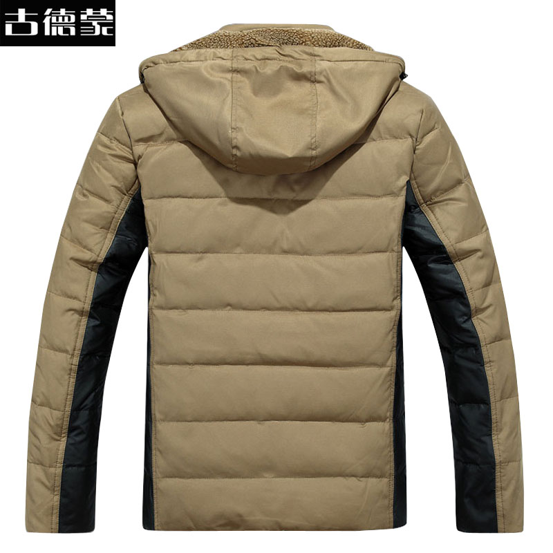 Anti season clearance special offer free shipping thick down jacket men s fashion men s winter