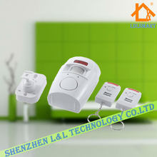 Buy IR Infrared sensor Security Detector Home System 2 Remote Control Wireless IR Infrared Motion Sensor Alarm Security Detector New for $9.98 in AliExpress store