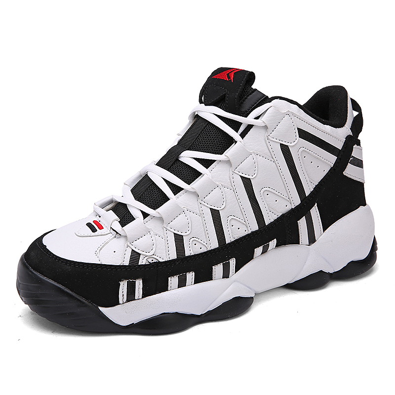 2016 Fashion Spring Summer Autumn Chaussure Homme White Black Cross Strap Lace Up Outdoor Casual Flat Men Shoes Flats Plus Size