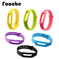 10pcs Candy Color Replacement Band For Xiaomi for Miband 1A 1S Smart Wristband Silicone Strap Belt