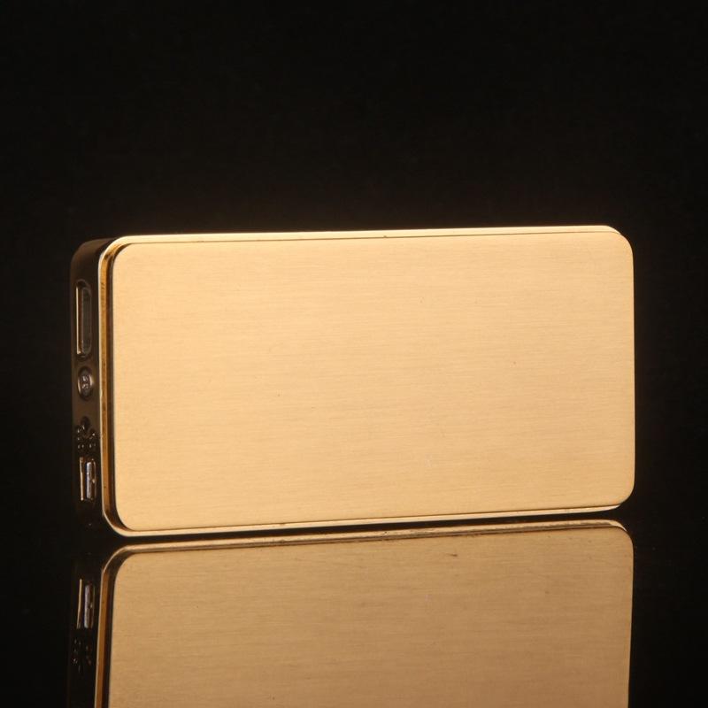 ถูก เล่นในไฟฟ้าใบผ้าไหมแบบชาร์จไฟUSBเบาบางสร้างสรรค์ลมบุหรี่อิเล็กทรอนิกส์เบาสวิทช์ล็อค2-7