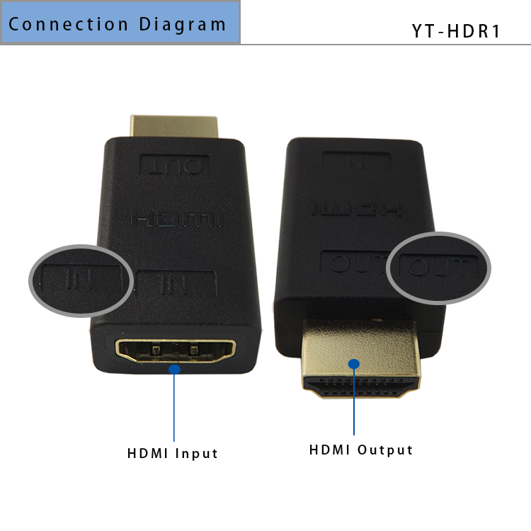 HDMI Repeater extenders 26 AWG HDMI Cable up to 25m/30M 1080p Support 3D 4KX2K 3840*2160P30HZ(China (Mainland))
