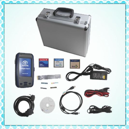 2015 Newest Toyota Intelligent Tester IT2 Toyota IT2 Diagnostic Tool for Toyota and Suzuki with Multi-languages(China (Mainland))