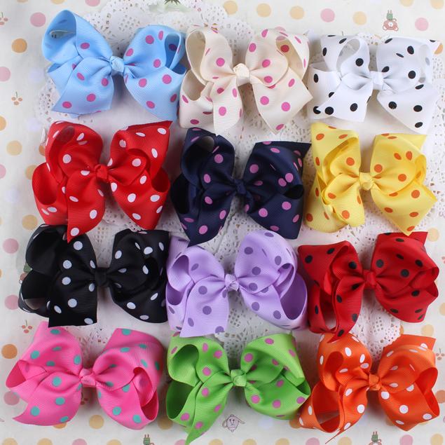 Crochet Headbands Baby girl headband stretchy fabric hairbands Infant Toddler head bow 50pcs/lot(China (Mainland))