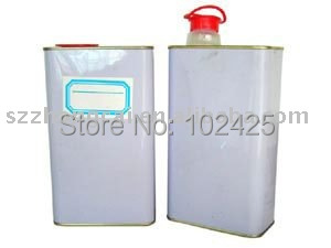 1KG  Clear Sublimation coating liquid For Ceramic  ,Metal ,Glass Materials