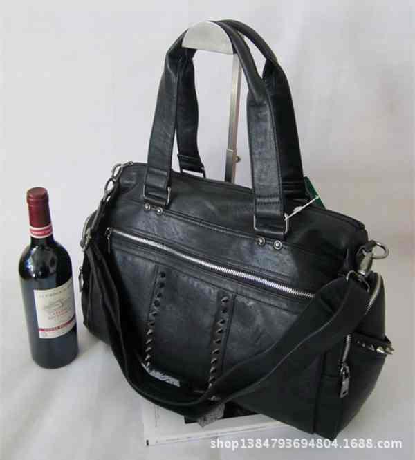 Free Shipping Kimuras casual classic fashion bags flow diagonal package high travel bag 20141122274(China (Mainland))