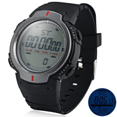 Fashionable Casual Men Wristwatches Digital Waterproof LED Watch Outdoor Multifunctional Student Sports Watches relojes relogio(China (Mainland))
