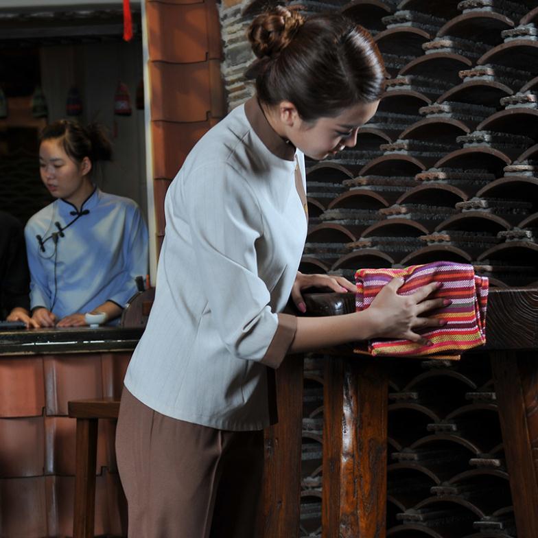 Dining Room Attendant Definition