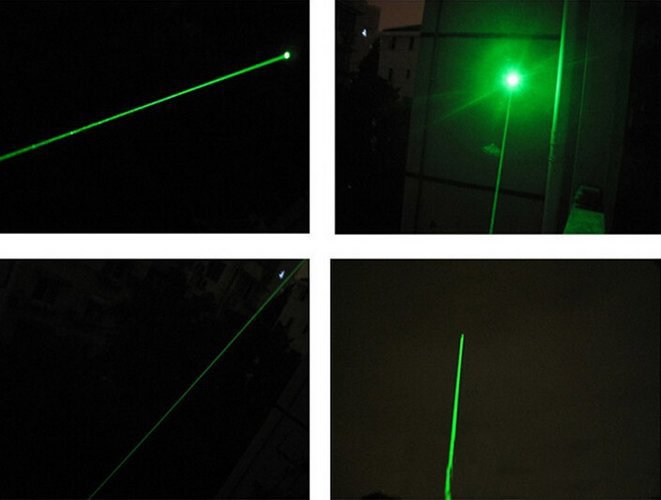 5miles 532nm Green Laser Pointer Strong Pen high power powerful 2000M pointer New Y004(China (Mainland))