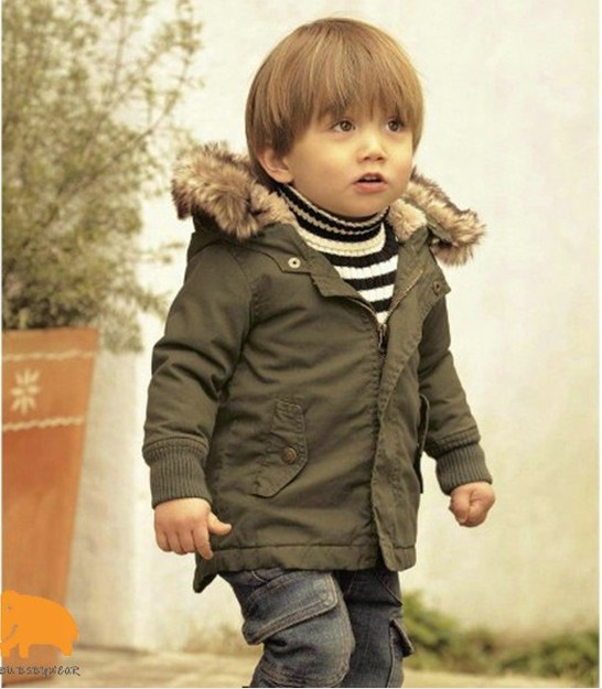 RW0015 Free shipping fashion children's clothing baby boys jackets top quality boys warm coat fit age 2-5 years 1 pcs retail(China (Mainland))