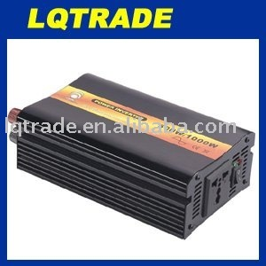500W Pure Sine Wave DC to AC Power Inverter Input 12V/24V/48V Output-110V/220V