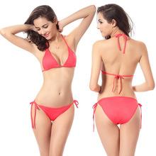 Новый бикини купальник женщин 2016 толчок вверх сексуальный комплект бикини бразильский 2 шт. push up Купальный Костюм Biquini Летом Стиль 10 Цвета(China (Mainland))
