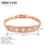 Top Quality  Rose/White Gold Plated Bracelet Jewelry Made with Genuine Austrian Crystals CZ Wholesale ZYH034 ZYH033
