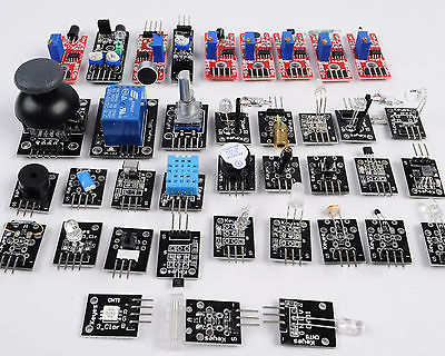 37 Sensor Kit Modules Sensors Starter Kit Learning Kit for Arduino AVR PIC(China (Mainland))