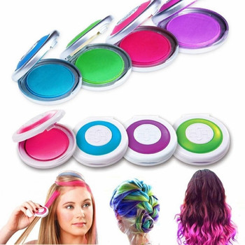1PC Blue Red Purple Green Temporary Powder Hair Color Crayons Chalk Dye Manic Panic giz pastel DIY Chalks For Coloring The Hair