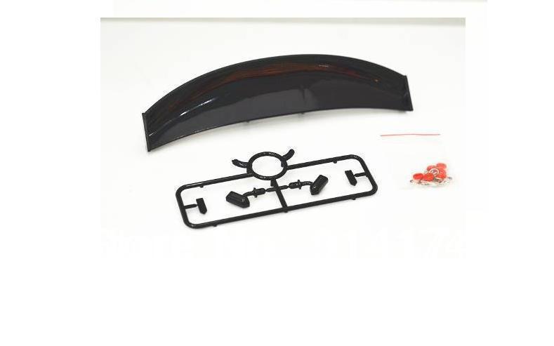 1/10 RC Car accessories r/c car parts 1/10 RC drift car wing series /Lexus spoiler free shipping(China (Mainland))