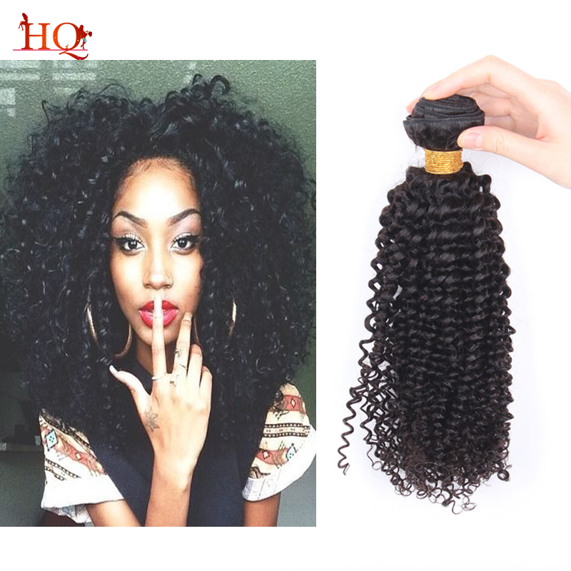 6A Mongolian Kinky Curly Virgin Hair 1 Pcs Mongolian Afro Kinky Curly Virgin Hair Human Hair Weaves Sunny Queen Hair Products
