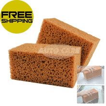 Free Shipping Car Wash Sponge Natural