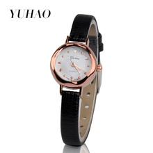 High Quality ladies watch Quartz Women Leather Strap Watch , Dress Women Watches Women Wristwatches