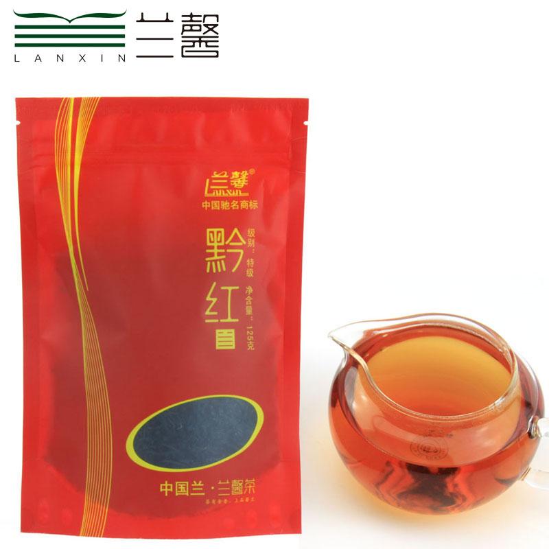 Tea black tea red and black tea kongku black tea 125g<br><br>Aliexpress