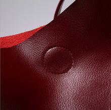 Smilyan casual genuine leather candy color shopping hand bag women shoulder bag bolsas purses and designer