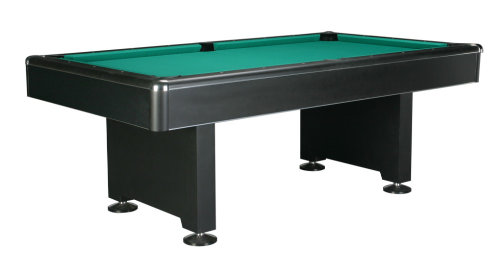 Yalin YL-M-9B 8FT/9FT pool table, MDF pool table with PVC, various cloth color(China (Mainland))