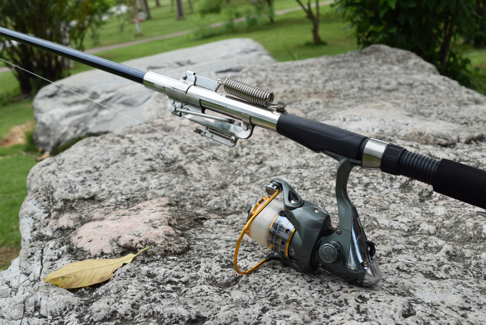 2016 2 1 automatic fishing rod without reel ideal for Automatic fishing rod