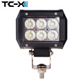 TC X 4 inch 18W Mini Light Bar LED Working Driving Lights Lumileds Chip for Motorcycle