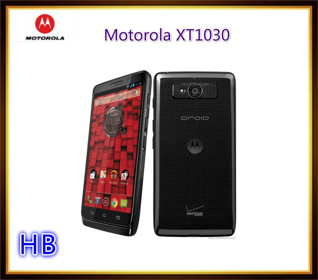 "Original Motorola DROID Mini XT1030 4.3"" Mobile Phone Dual Core 2GB RAM 16GB ROM 3G 4G GPS Cell Phone Refurbished(China (Mainland))"